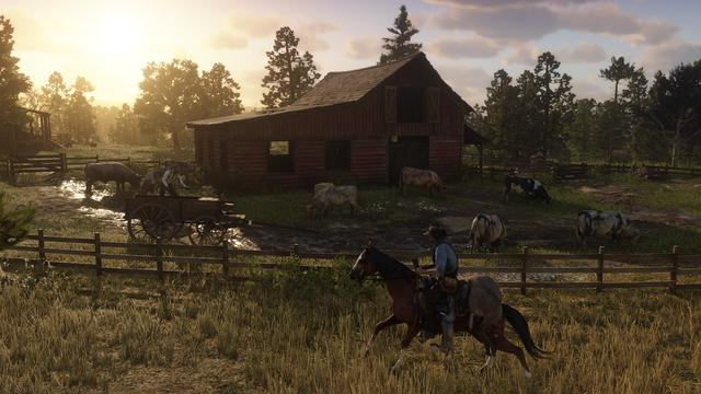 Set in 1899 in a fictionalized version of the Western United States, the story centers on outlaw Arthur Morgan, a member of the Van der Linde gang dealing with the decline of the Wild West whilst attempting to survive against government forces, rival gangs, and other opponents. The story also follows fellow gang member John Marston, protagonist from the first Red Dead Redemption.
